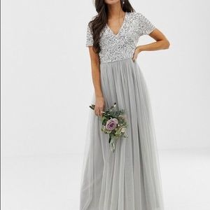 NWT ⚡️ ASOS bridesmaids/prom/formal dress